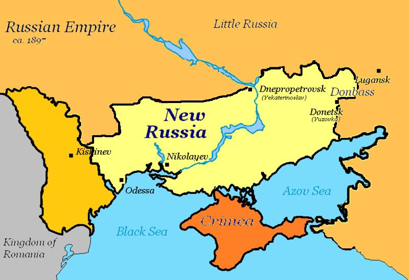 Cartina Geografica Russia Ucraina.Perche La Crimea E Strategica Per Russia Ucraina E Europa Startmag
