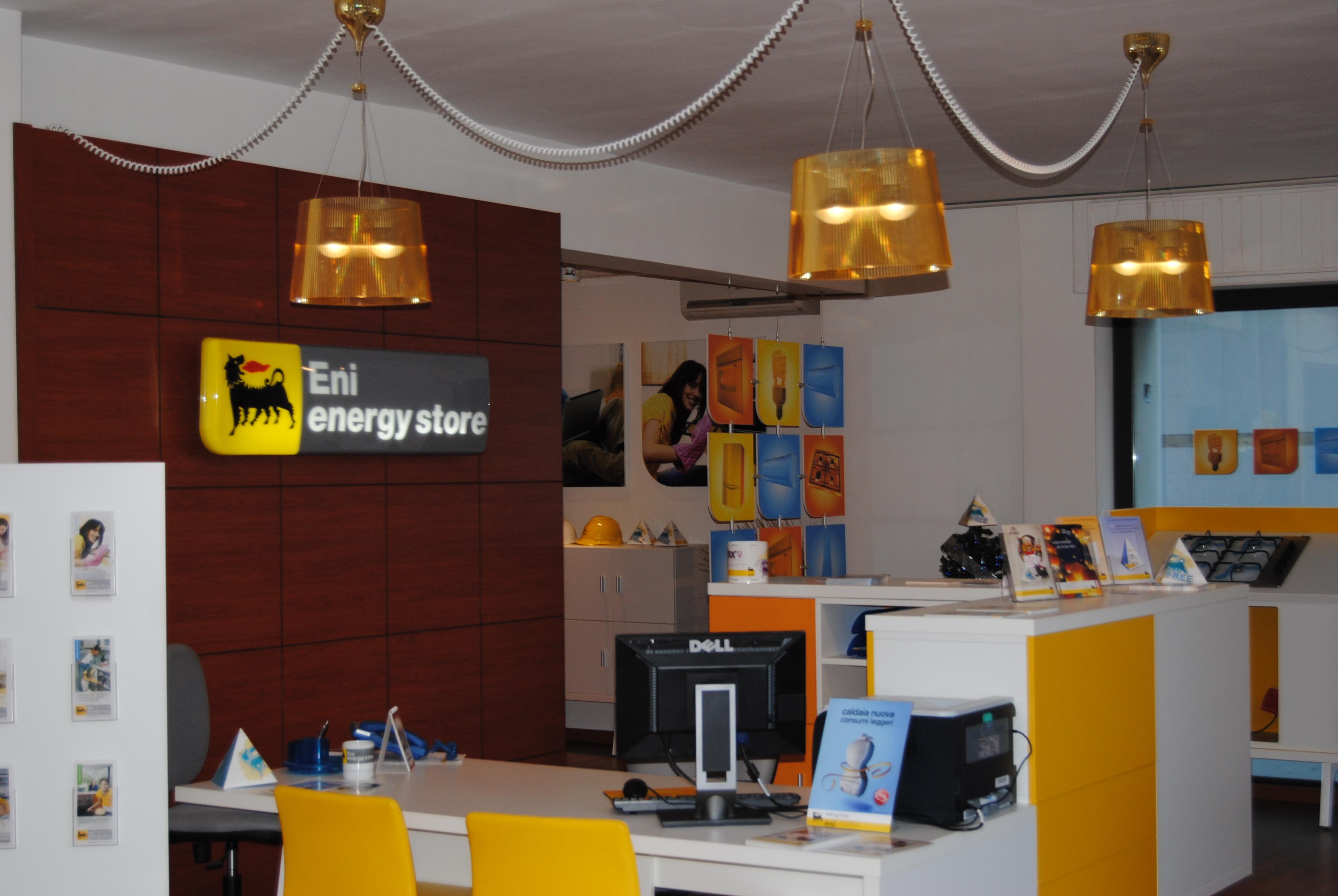 Energy Store Eni