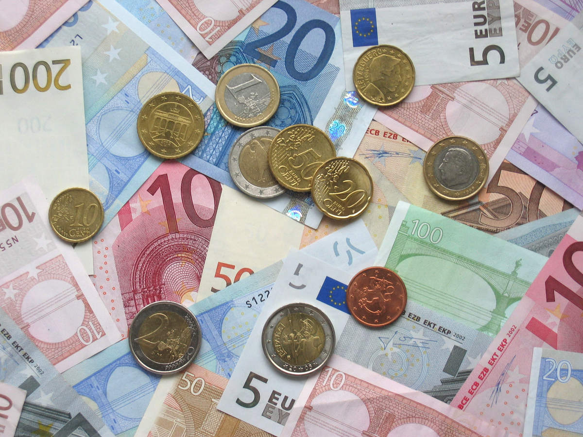 Denaro liquidità banca