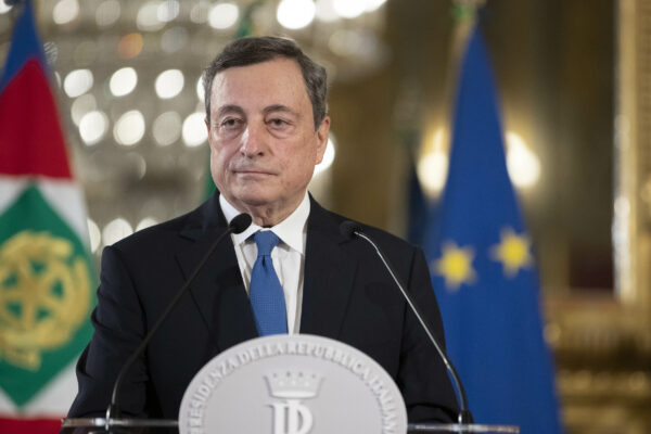 draghi fisco