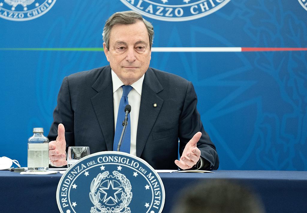 Draghi Gas