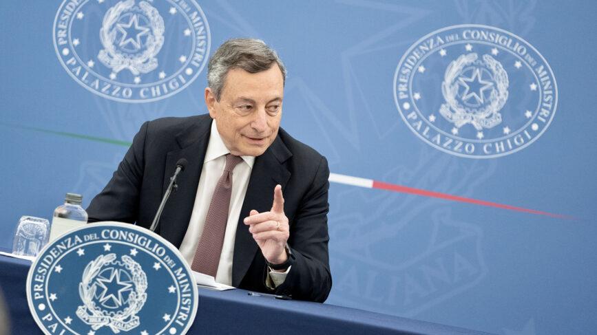 Draghi Reddito Di Cittadinanza