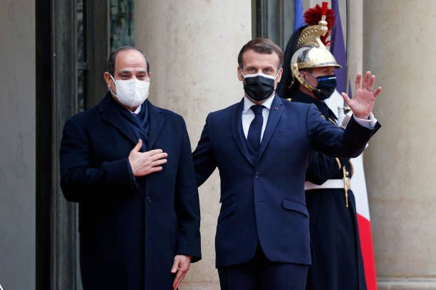 Francia Egitto