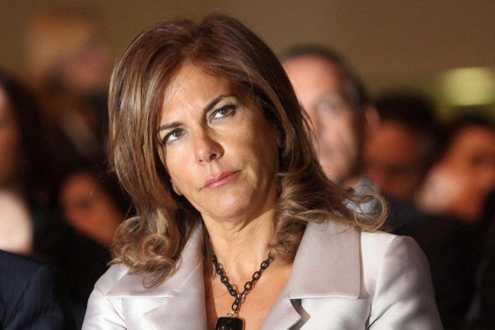 Emma Marcegaglia, Presidente Eni