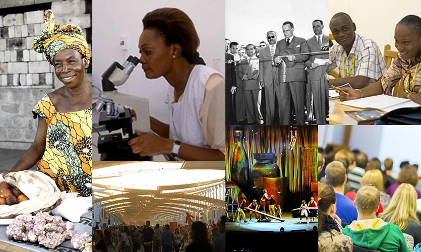 Expo Milano 2015: Eni Per La Sostenibilità In Africa