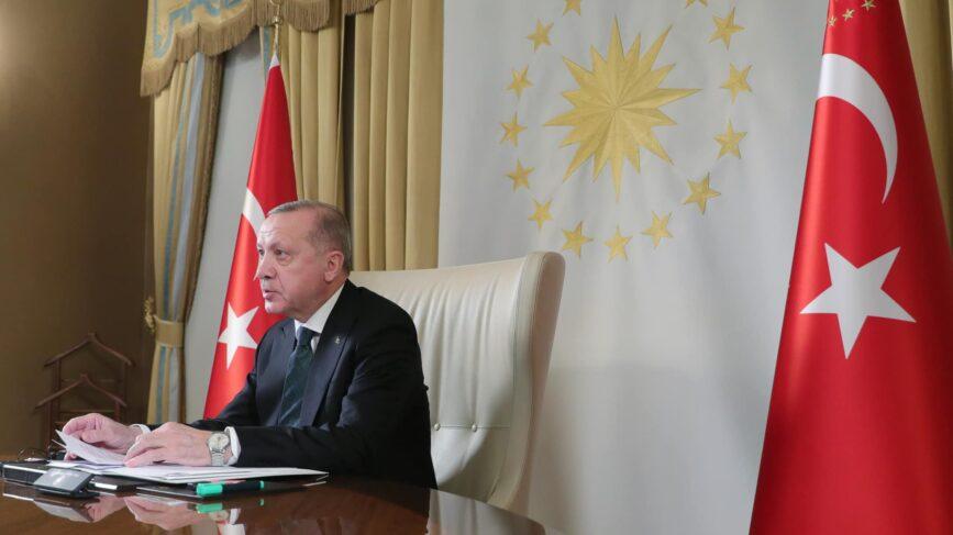 Erdogan Emirati Arabi Uniti