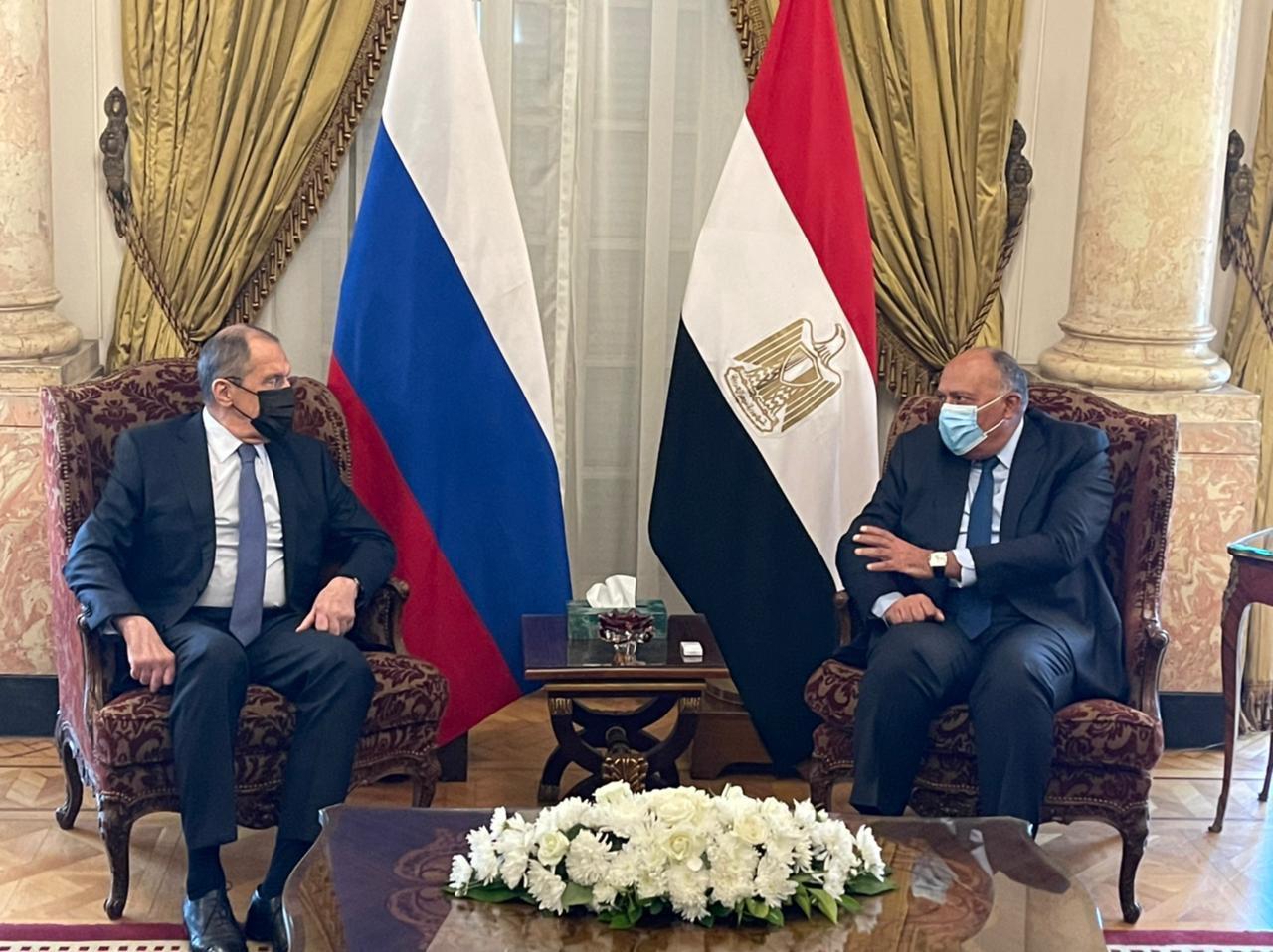 Egitto Russia