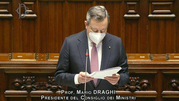 Draghi Conte
