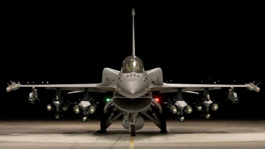 Turchia F-16