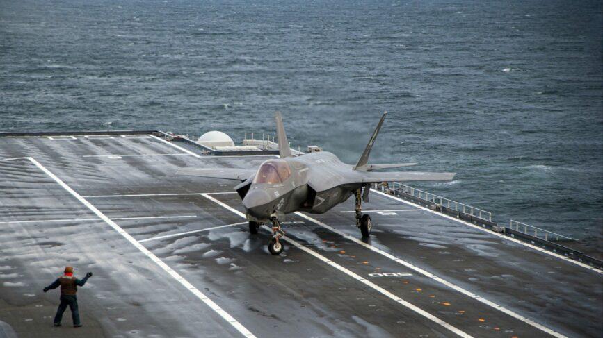 F 35 Cavour