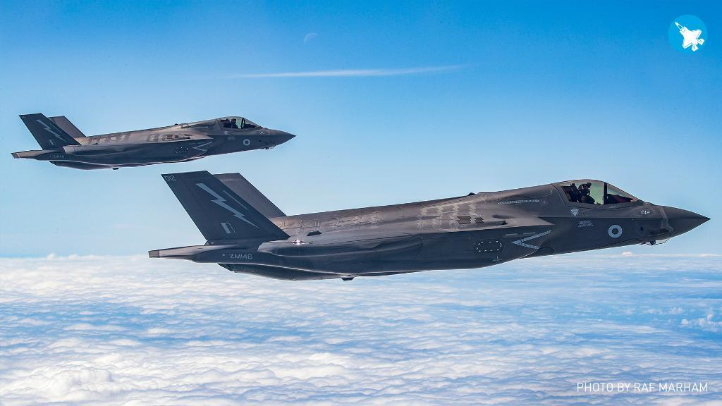 F 35 Regno Unito