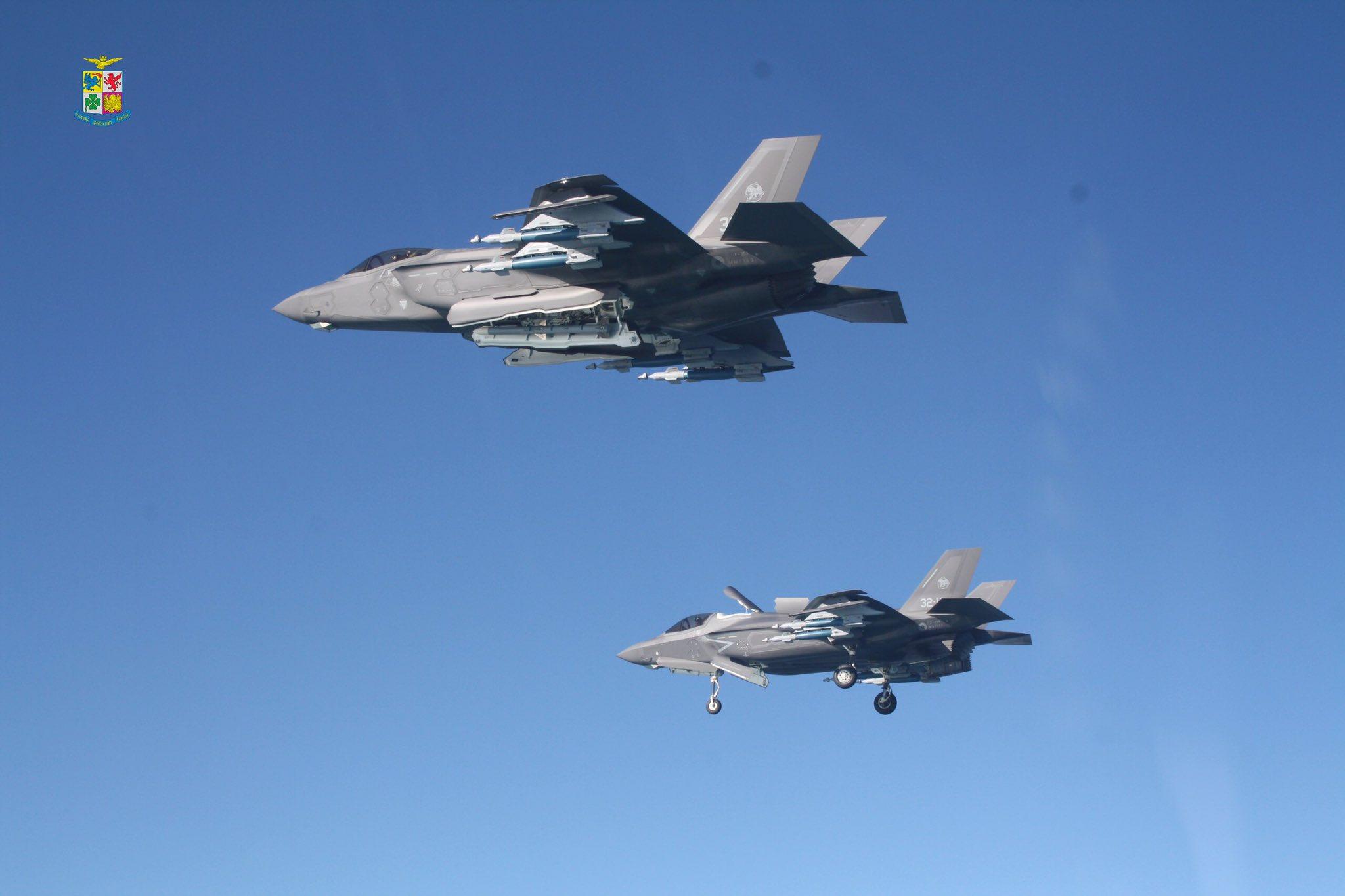 Aeronautica F-35a