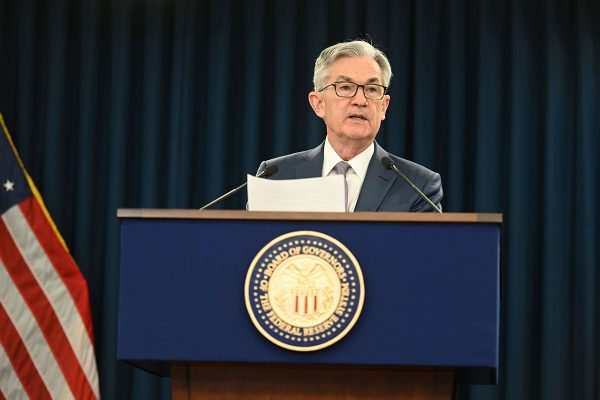 Fed Powell