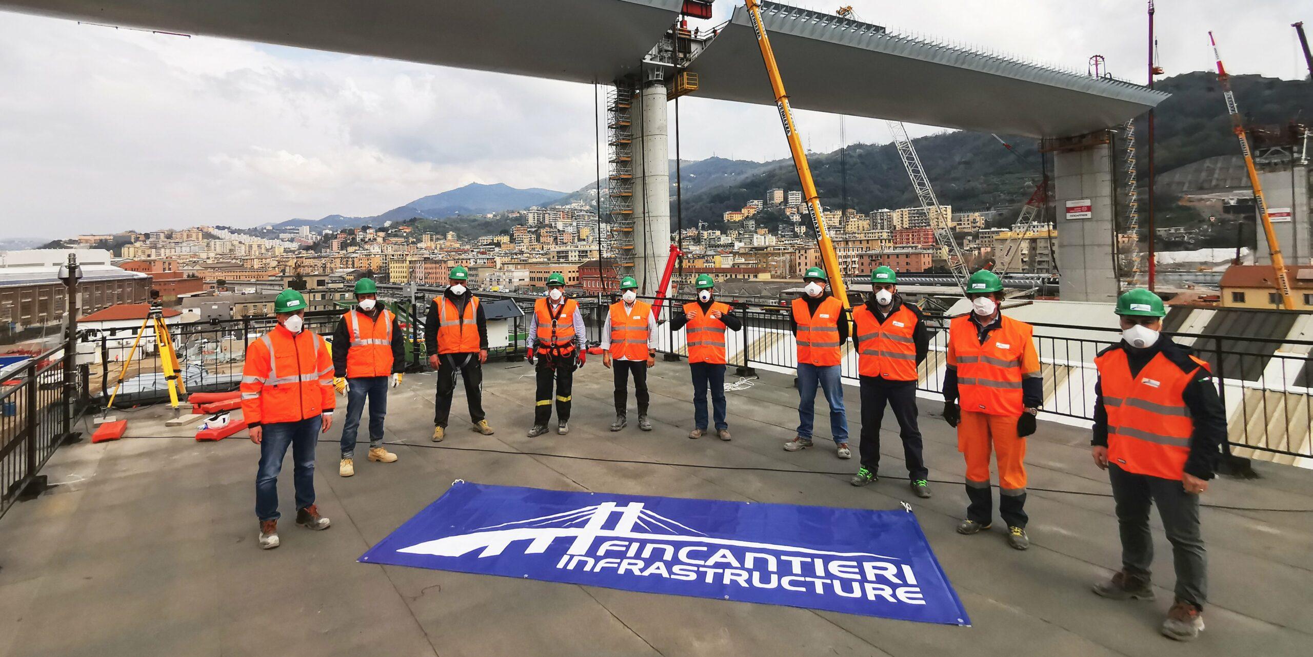 Fincantieri Infrastructure