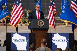 Fincantieri Trump