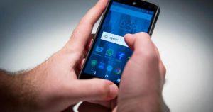 smartphone Iliad pure bros