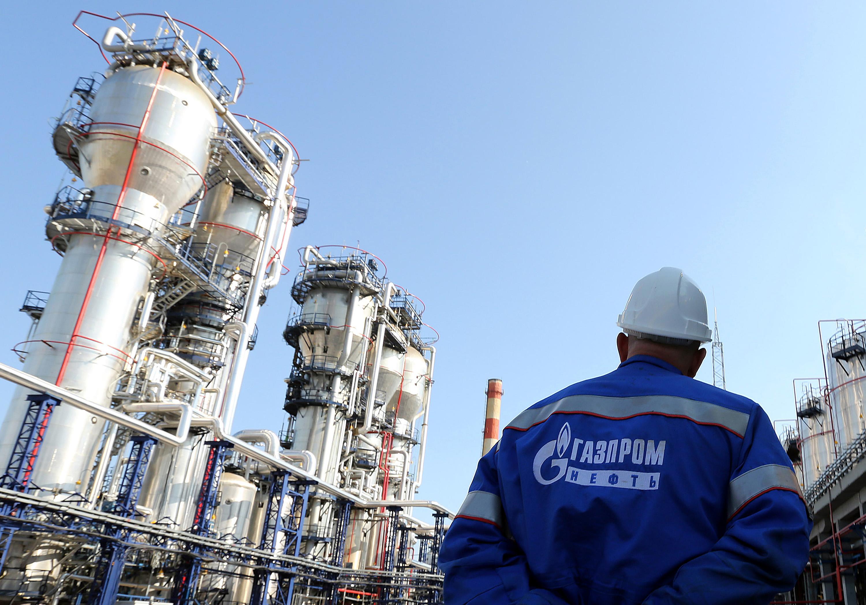 Gazprom Eni