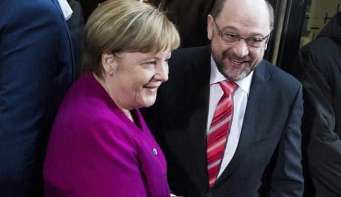 Grosse Koalition Germania