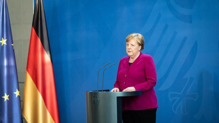 deconfinamento Merkel