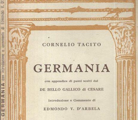 Germania Tacito