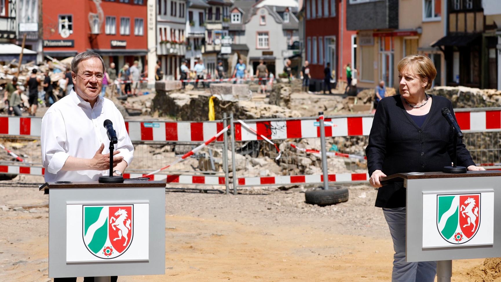 Germania Campagna Elettorale
