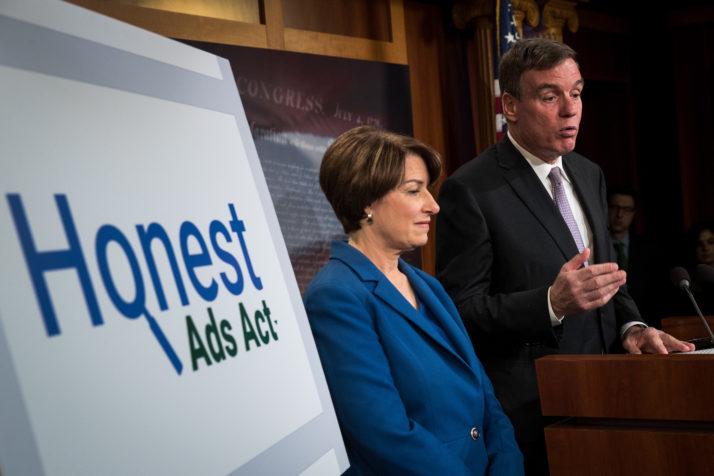 Pubblicità Politica Su Facebook. Senato Usa Propone Commissione Per Esaminare Contenuti