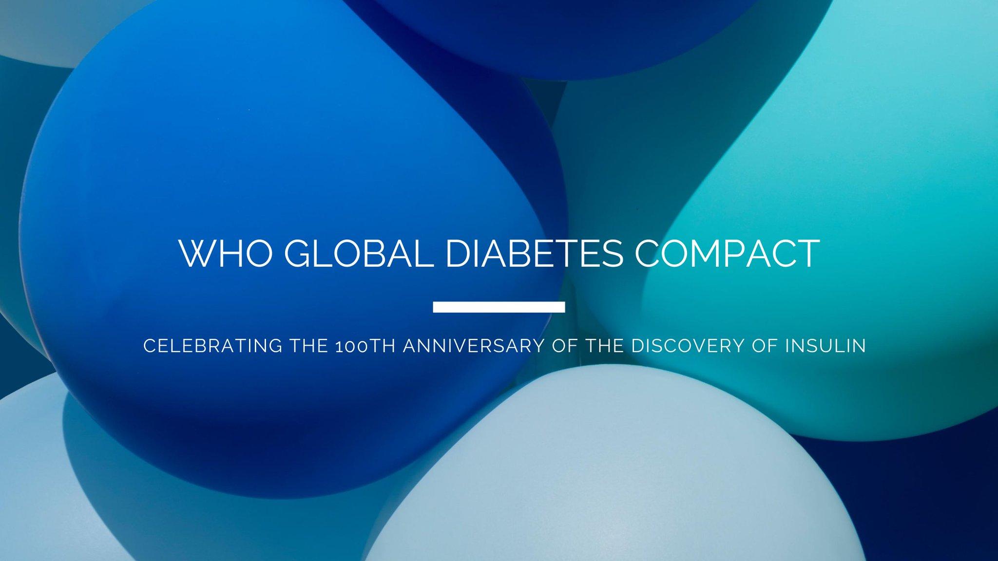 Globla Diabetes Compact