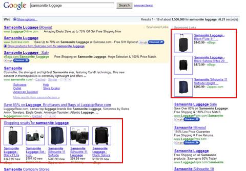 google shopping online