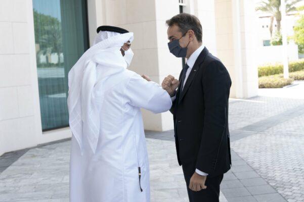 Grecia Emirati Arabi Uniti
