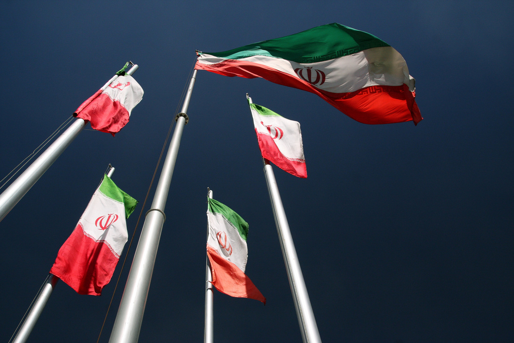 Petrolio IRAN