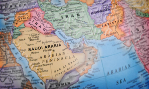 Iran vs Arabia Saudita