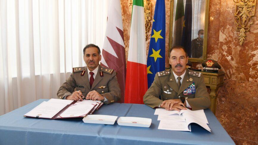 Italia Qatar