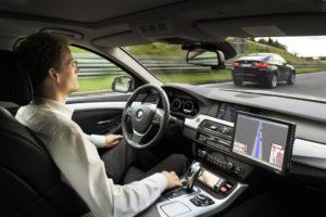 guida autonoma mobilità