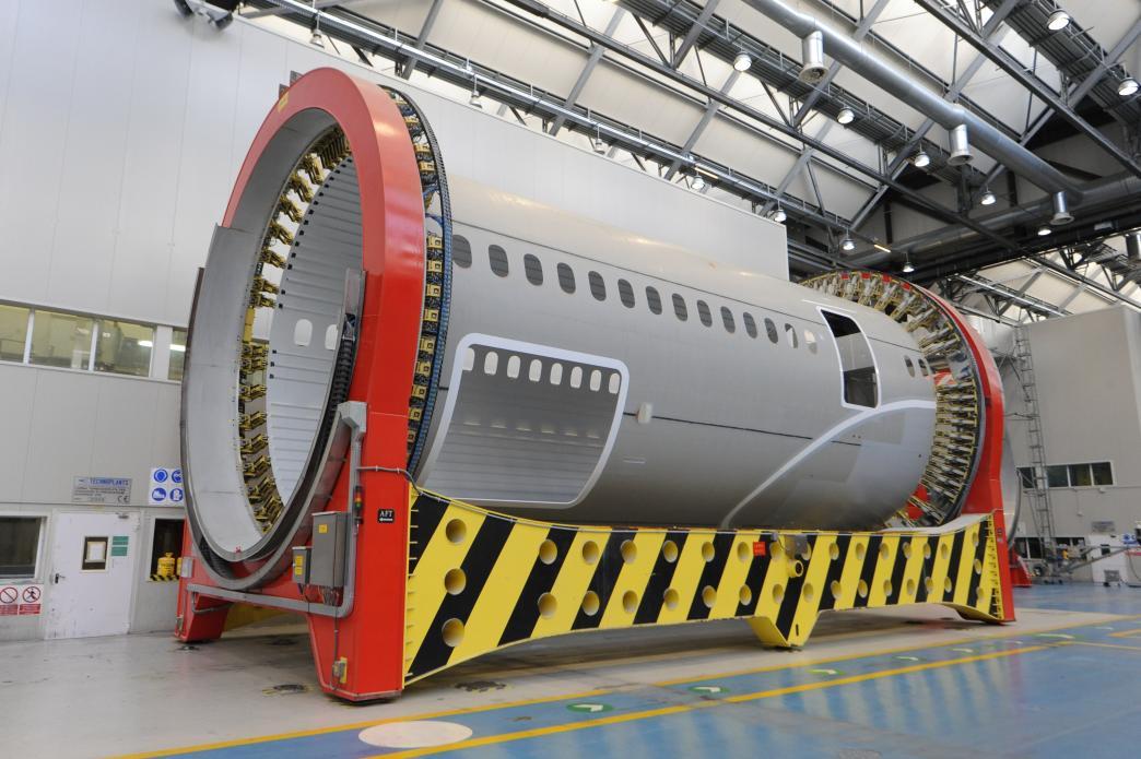 Leonardo Aerostrutture