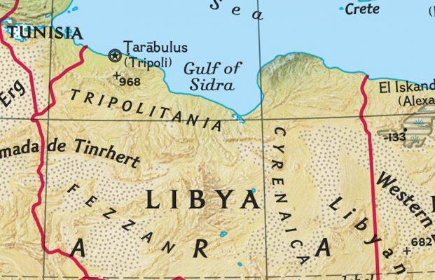 Libia libica missione Irene