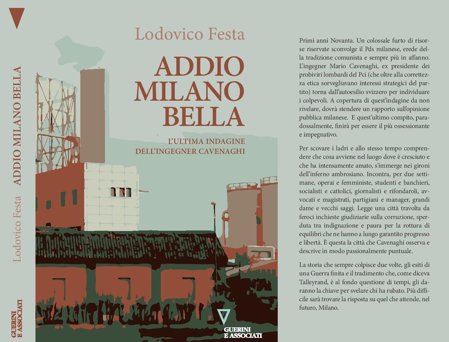 Addio Milano Bella