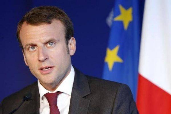 macron nucleare covid-19 Francia