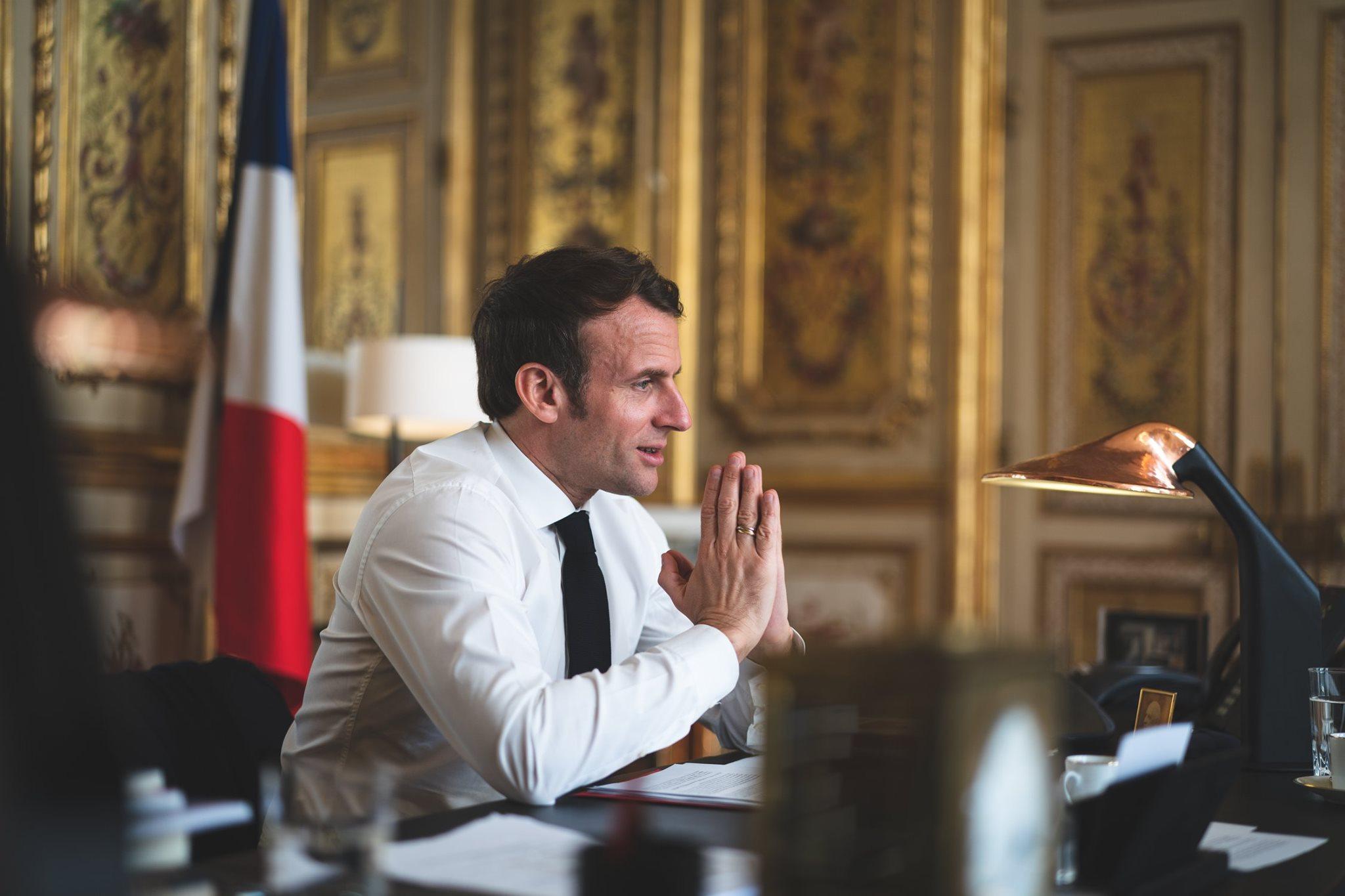 Macron Pensioni