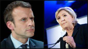 Macron - Le Pen