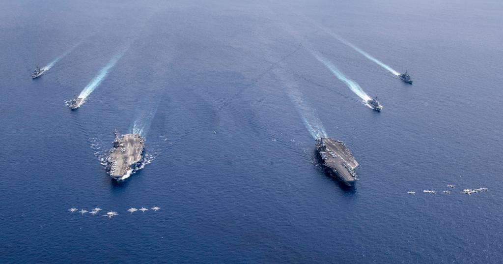 Mar Cinese Mediorientale