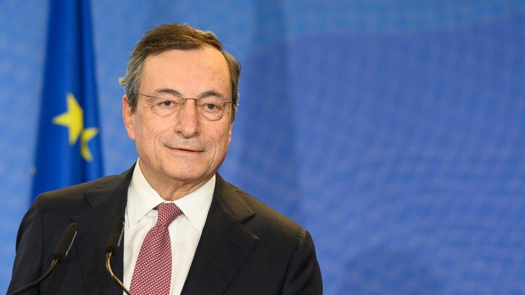 Mario Draghi Economist