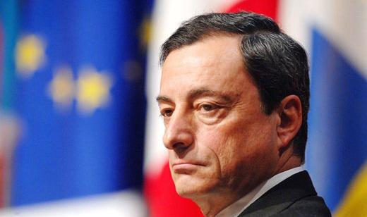 Die Welt Mario Draghi