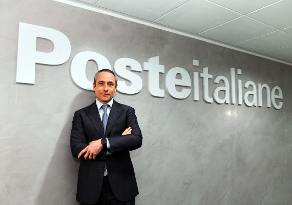 Poste Italiane milkman