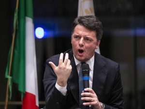 Italia Viva Governo Renzi