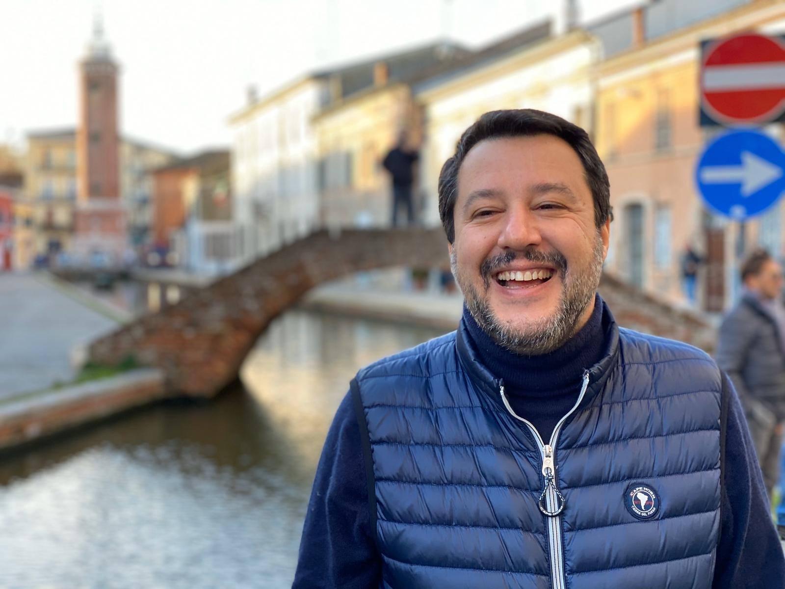 Salvini Lega Atlantia