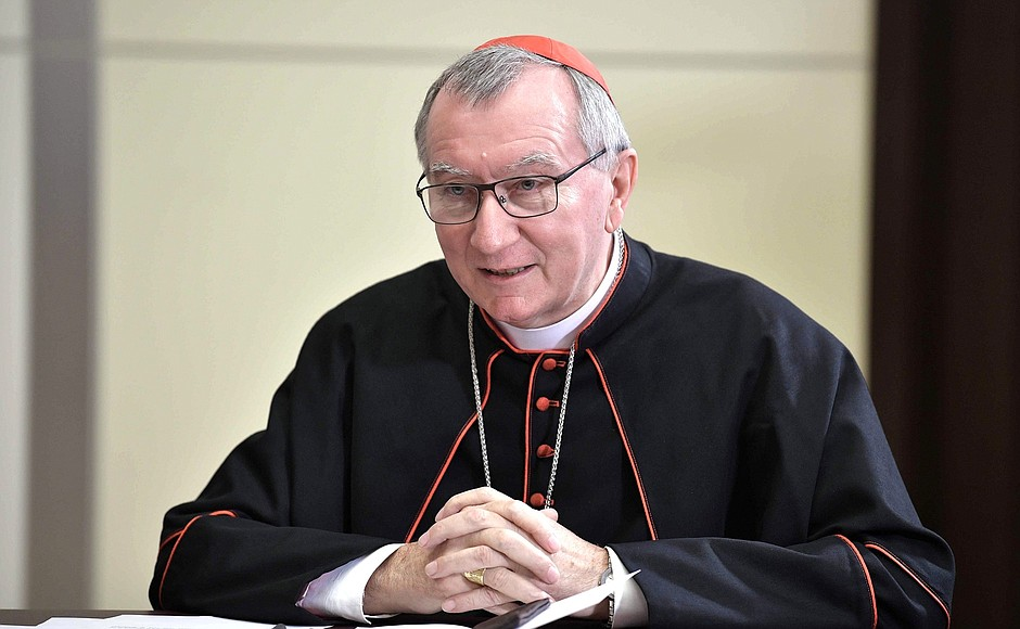 Parolin Vaticano