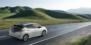 Enel X - Nissan Leaf RSE