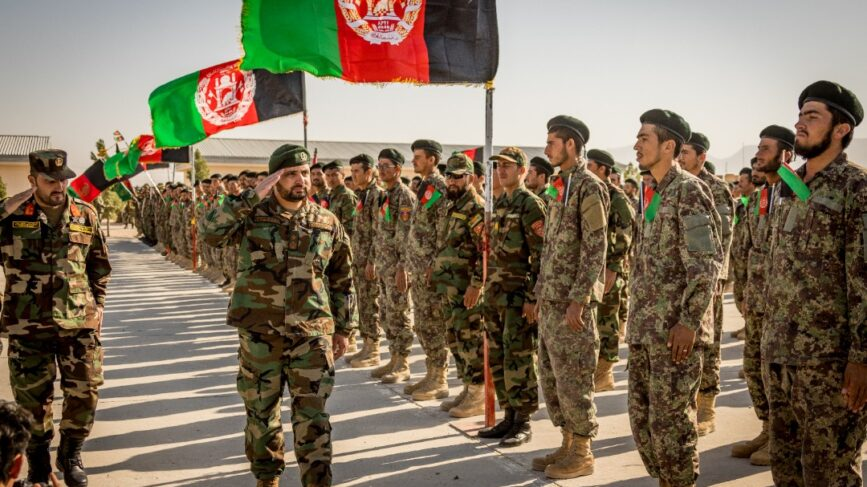 Afghanistan Terrorismo