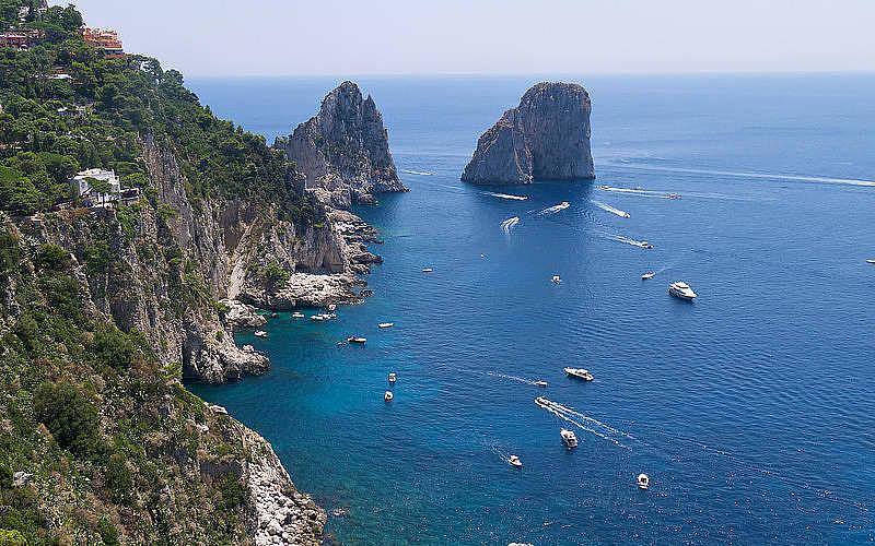 Capri Aree Marine