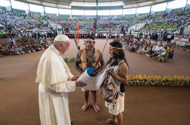sinodo amazzonico